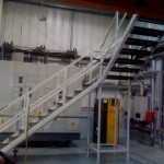 CTS - Industrial Stair Case