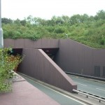 Conwy Tunnel Handrails 1