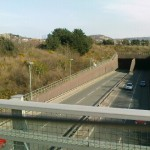 Conwy Tunnel Handrails 2